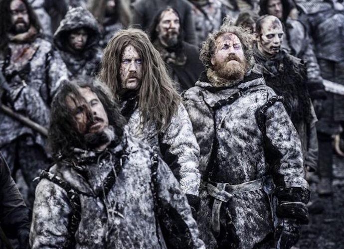 Mastodon Musicians Make Cameo Appearance In Game Of Thrones' 'Hardhome' White Walker Battle Scene