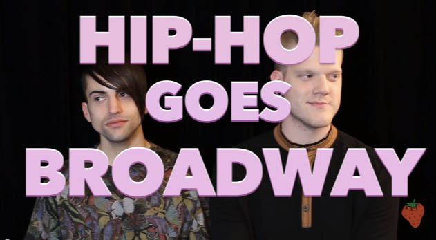 Pentatonix's Mitch Grassi And Scott Hoying Show Off Vocal Range In 'Hip Hop Goes Broadway' Video