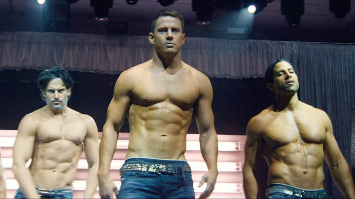 'Magic Mike XXL' Cast Shares Reactions To Seeing Each Other Naked, Reveal Their Porn Names