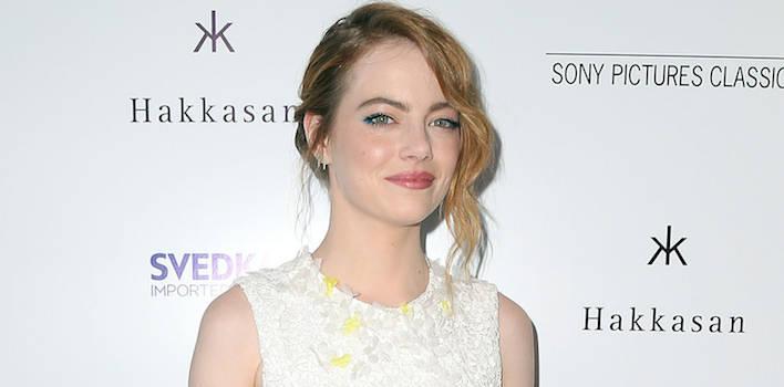 Emma Stone Cast As Cruella de Vil In '101 Dalmatians'
