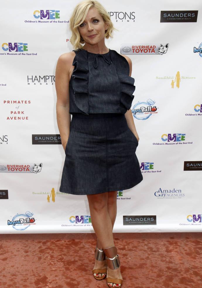 Get The Look For Less: Jane Krakowski's Denim Dress