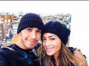 Lewis Hamilton Writes to Ex-Love Nicole Scherzinger For Her 37th Birthday
