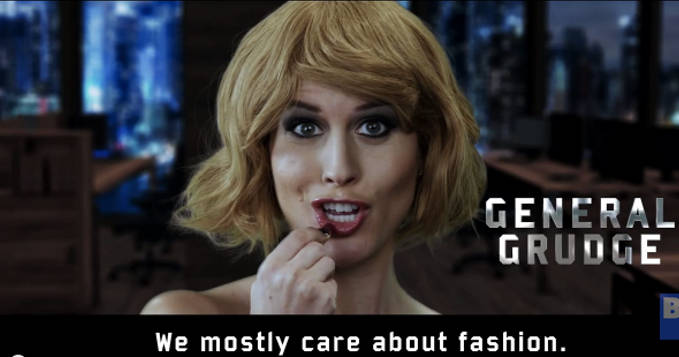 Hilarious Taylor Swift 'Bad Blood' Video Parody Goes Viral