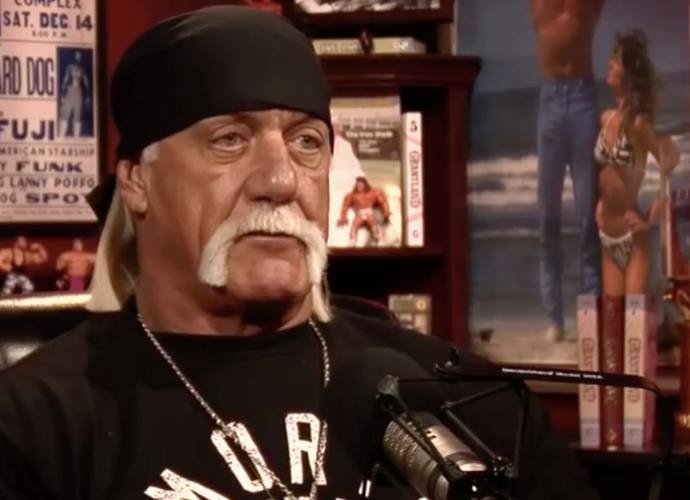 WWE Confirms Talks With Hulk Hogan About Possible Return