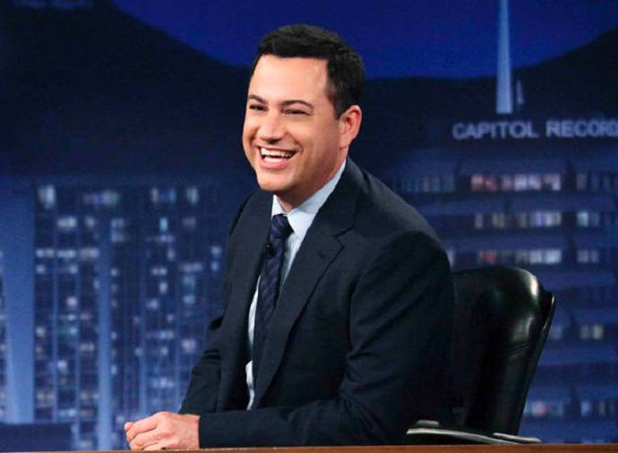 "Jimmy Kimmel Says Infant Son Is ""Doing Great"" After Heart Surgery"