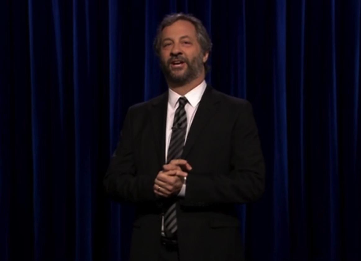 Judd Apatow Slams Bill Cosby On 'Tonight Show'