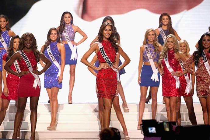 Miss USA 2015: Miss Rhode Island And Miss Nevada Flub Answers
