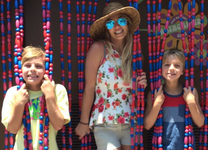 Britney Spears Recreates 'Oops!… I Did It Again' Cover With Sons Jayden James And Sean Preston