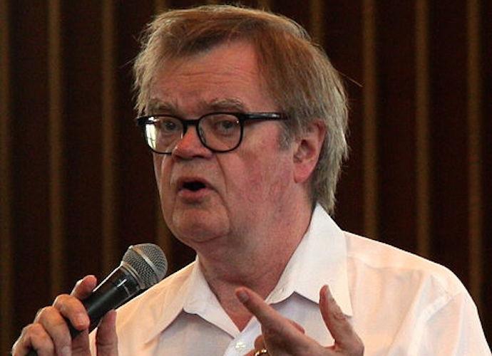 Garrison Keillor, 'Prairie Home Companion Host,' Announces Retirement Plans