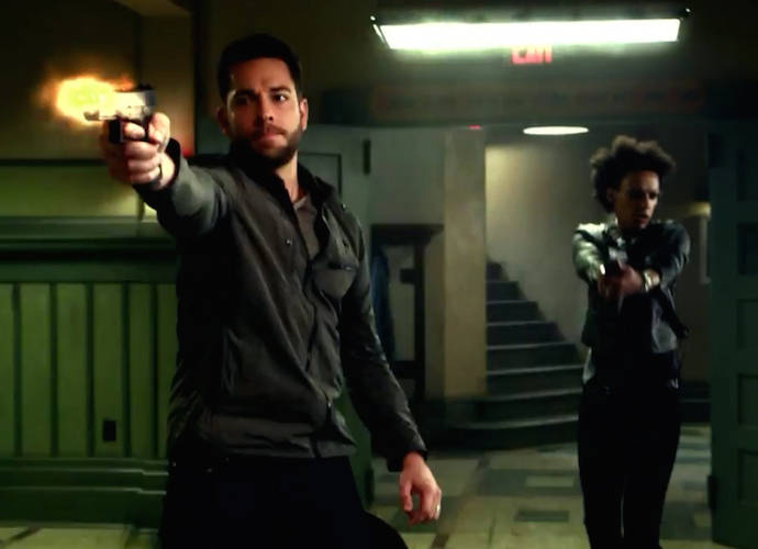 'Heroes Reborn' Trailer Debuts At Comic-Con, Shows Return Of Mohinder, Hiro And HRG