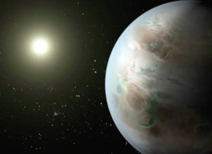 Ross 128 B, A Potentially Hospitable Exoplanet, Discovered