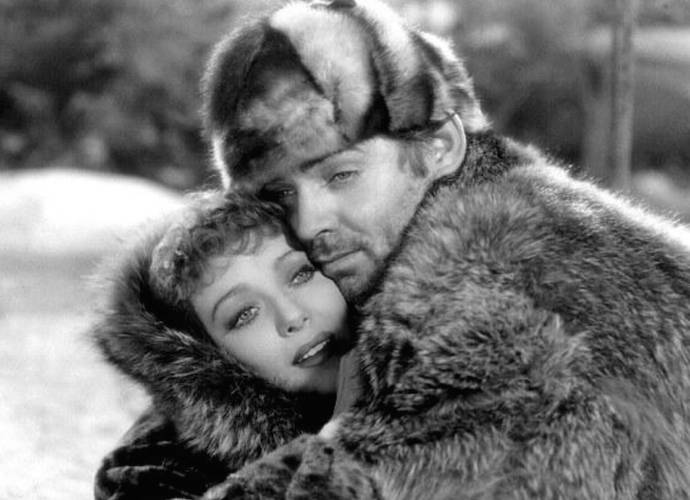 Image result for young and gable in call of the wild