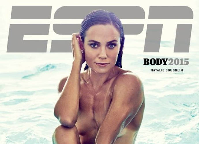 Natalie Coughlin, Amanda Bingson And Kevin Love Cover The ESPN Body Issue