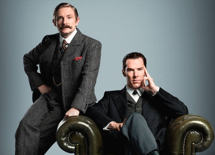 'Sherlock' And 'Doctor Who' Debut New Footage At Comic-Con [WATCH HERE]