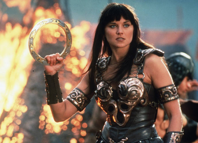 Lucy Lawless Denies Reports Of 'Xena: The Warrior Princess' Reboot, But Says She'd Return To The Role
