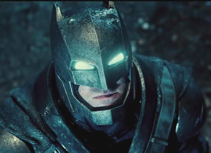 'Batman Vs. Superman' Trailer, New Footage Released At Comic Con
