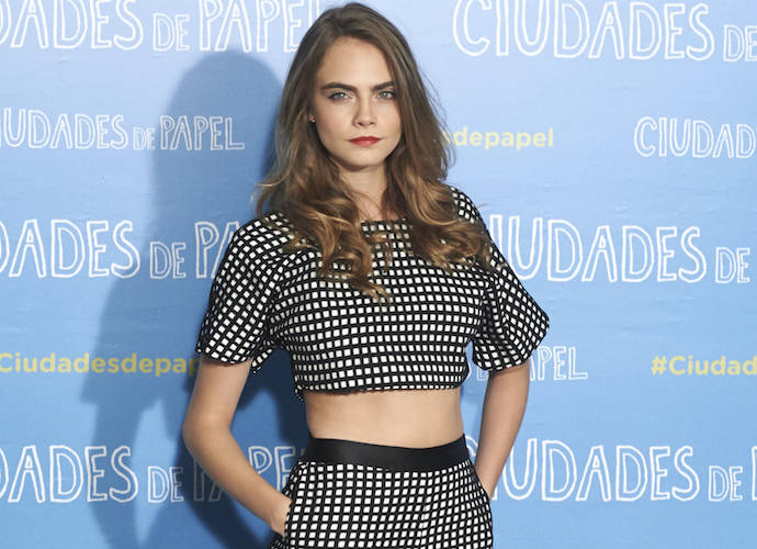 """Cara Delevingne Quits Modeling, Says It Made Her """"Hate"""" Her Body"""