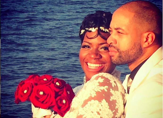 Fantasia Barrino Marries Kendall Taylor, Shares Wedding Photos