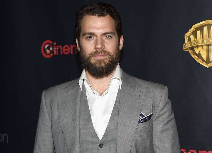 Did Henry Cavill Reveal A New Costume For Superman?