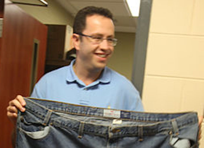 Jared Fogle, Subway Pitchman, Has Home Searched In FBI Child Porn Investigation