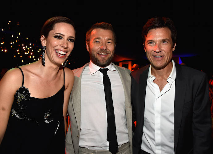 Rebecca Hall, Joel Edgerton And Jason Bateman Attend 'The Gift' Premiere After Party