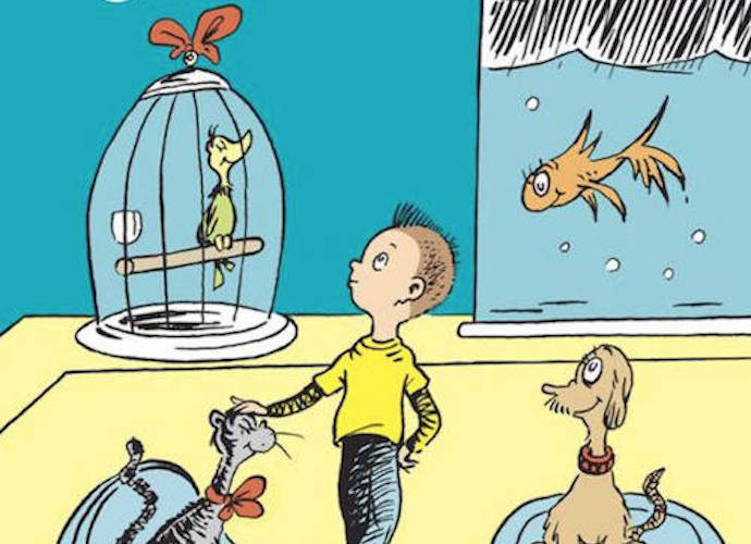 Found Dr. Seuss Book 'What Pet Should I Get?' Is Released; Will There Be More New Dr. Seuss Books?
