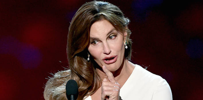 Caitlyn Jenner Participating In Women's Golf Tournament