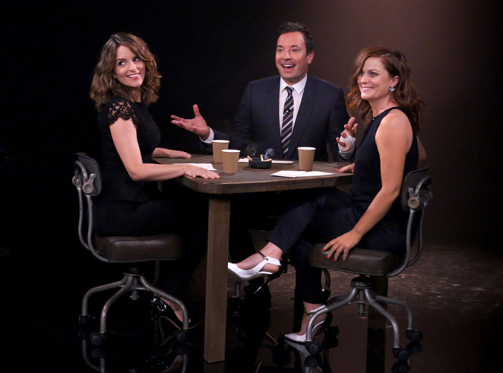 Tina Fey And Amy Poehler Introduce New 'Sisters' Trailer On 'Jimmy Fallon'
