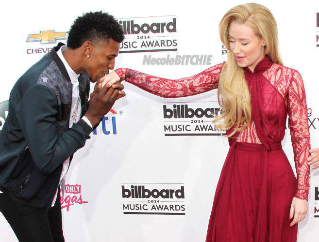 Nick Young, Iggy Azalea's Fiance, Responds To Cheating Rumors During Press Conference