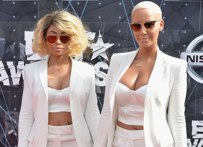 Amber Rose And Blac Chyna Set To Star In Reality Series