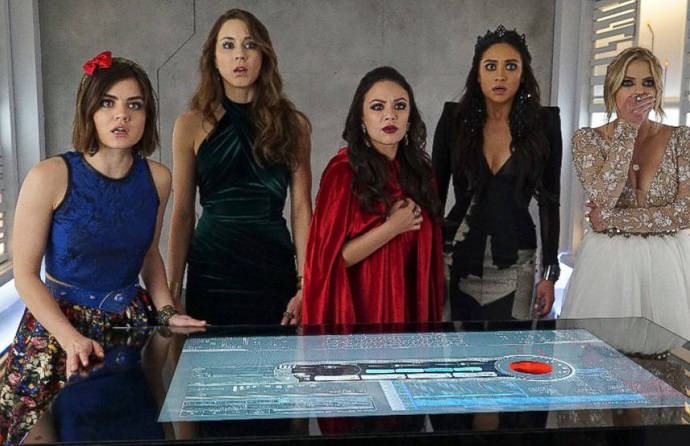 Pretty Little Liars To End Its Run After Season 7th Season