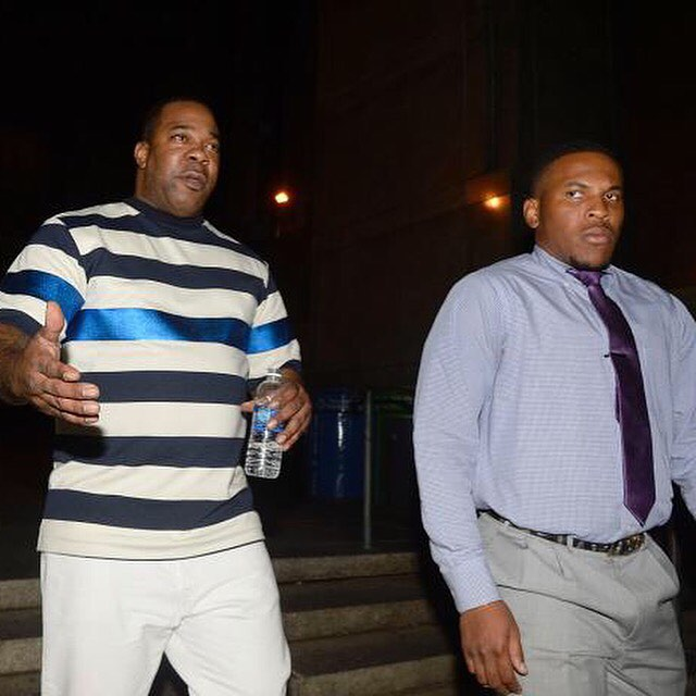 Instagram / Busta Rhymes Arrested In New York For Having Thrown Protein Drink