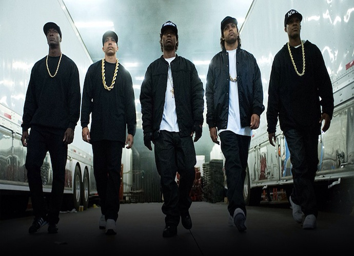 Straight Outta Compton Movie Review
