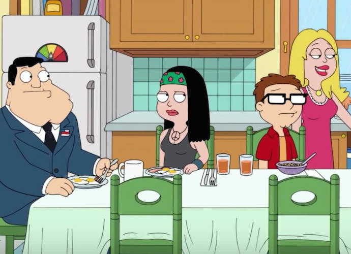 'American Dad!' Gets Renewed For Two More Seasons By TBS, Will Run Through 2018