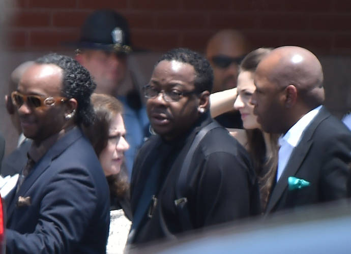 Bobbi Kristina Brown Funeral Service Brings Together Brown And Houston Families