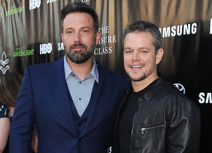 Ben Affleck Tries To Mend Feud Between Matt Damon And Jimmy Kimmel