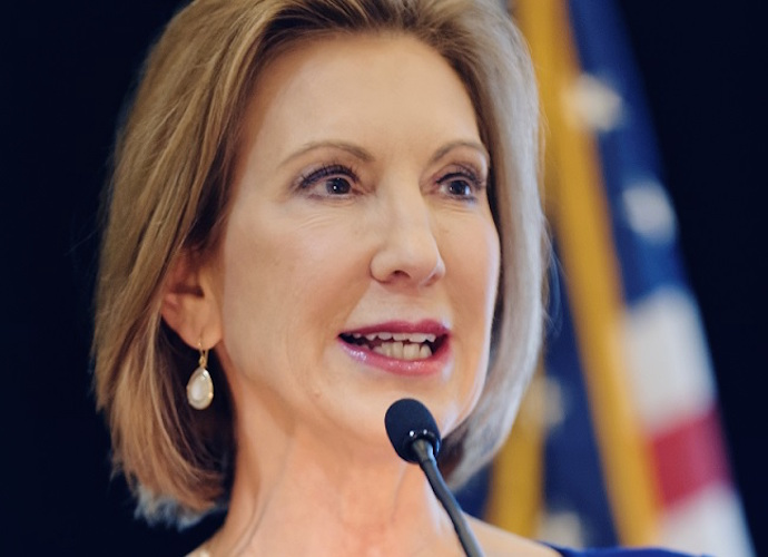 Carly Fiorina Wins 'Happy Hour' Debate, Positions Herself As Match For Hillary Clinton