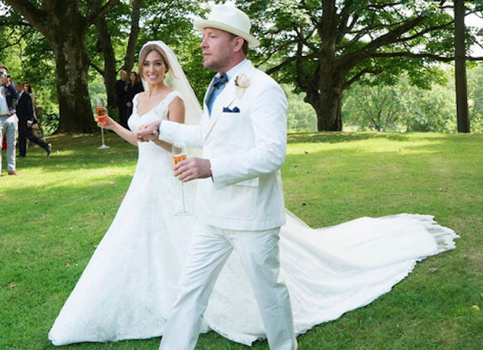 Guy Ritchie Marries Longtime Girlfriend Jacqui Ainsley; Stars Turn Out
