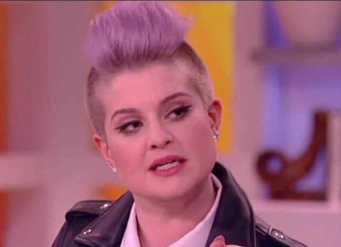 Kelly Osbourne Gets Backlash For Latinos Comment On 'The View,' Offers Apology