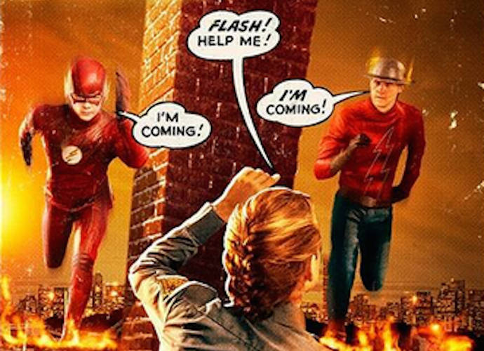 Teddy Sears' Look At Jay Garrick In 'The Flash' Revealed