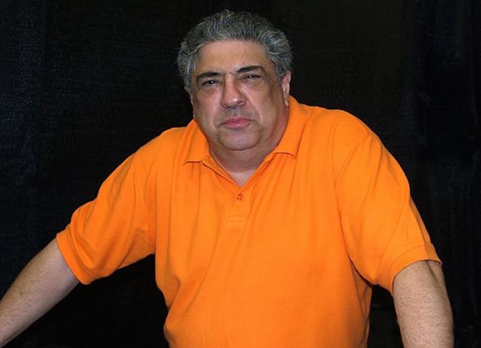 "Vincent Pastore On 'Sopranos' Final Scene, James Gandolfini: ""Tony Is Dead!"" [EXCLUSIVE VIDEO]"