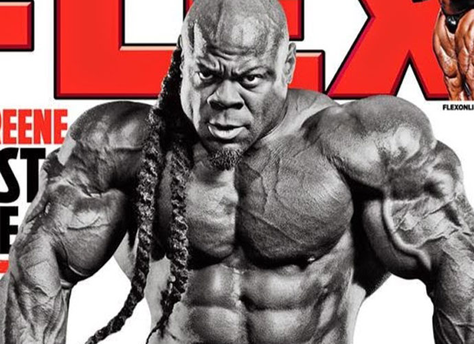 Kai Greene Announces That He Will Not Be Allowed To Compete At Mr. Olympia This Year