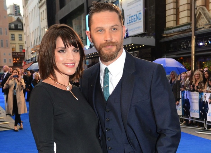 Tom Hardy And Wife Charlotte Riley Are Expecting A Baby