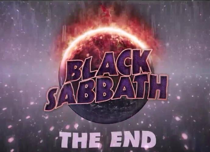 black sabbath announces the end tour north american tour dates released uinterview. Black Bedroom Furniture Sets. Home Design Ideas