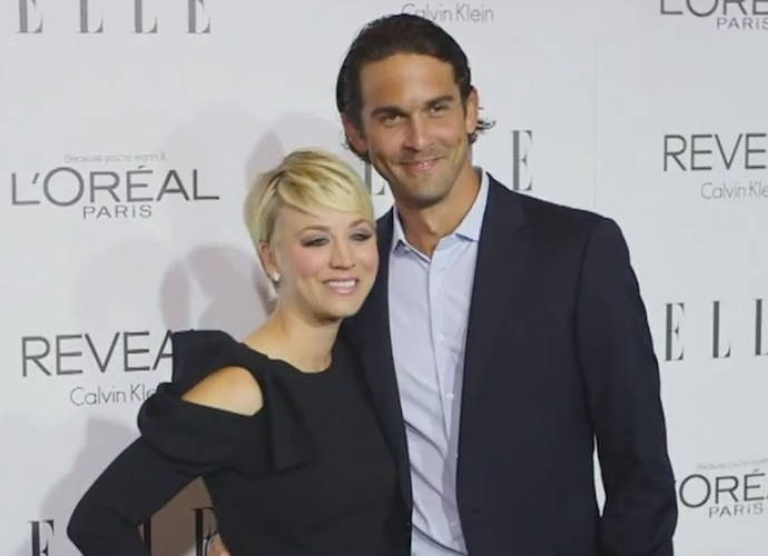 Kaley Cuoco Keeps All Her 'Big Bang Theory' Earnings In Divorce From Ryan Sweeting