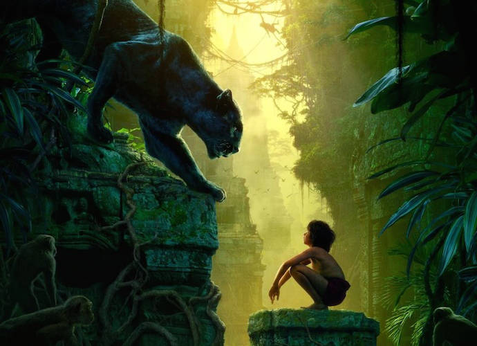 First Footage Of 'The Jungle Book' Released