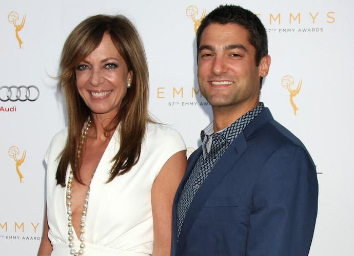 Who Is Philip Joncas, Allison Janney's Boyfriend & Emmy Date?