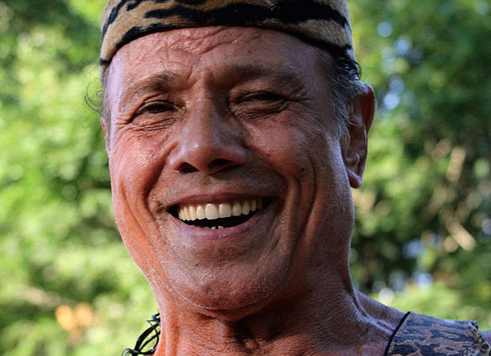 "Wrestler Jimmy ""Superfly"" Snuka Dies At 73"