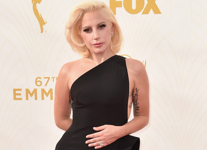 Lady Gaga Got Pulled Over Two Weeks After Receiving Her Drivers License