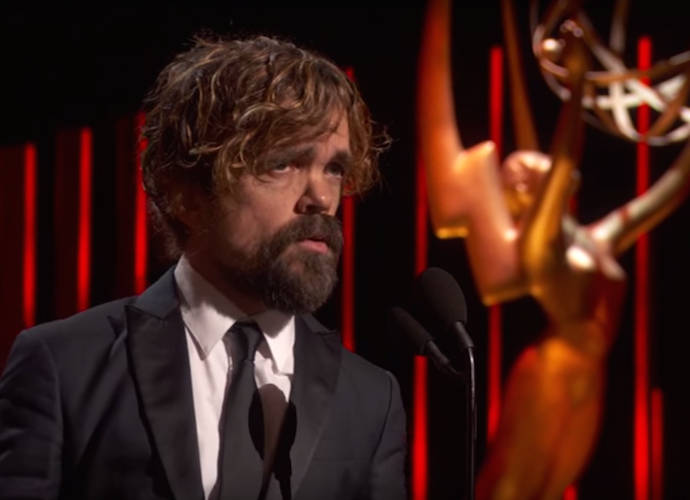 Peter Dinklage Is Urging 'Game Of Thrones' Fans Not To Buy Huskies